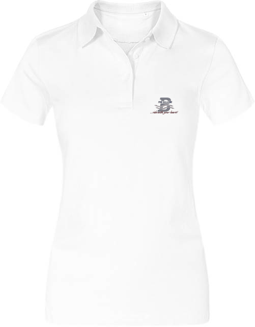 Polo T-Shirt mit Logo Damen